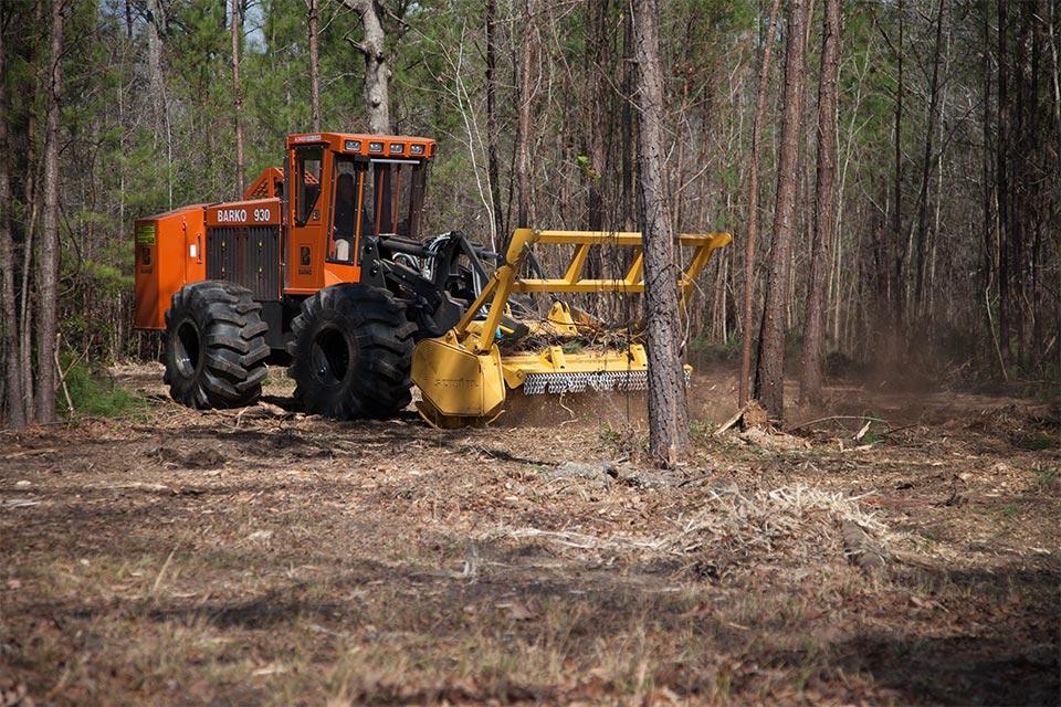 Industrial Wheeled Tractor 930 | BARKO